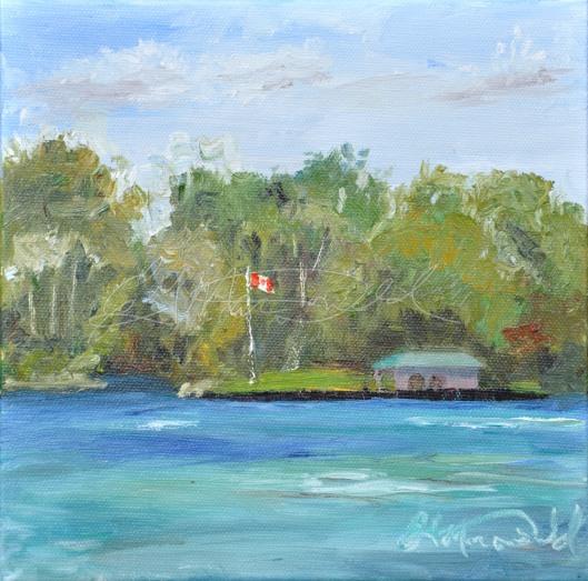 Peche Island, Detroit River