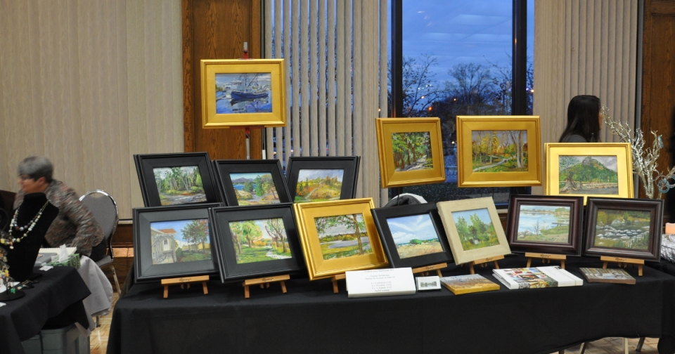 My Display at Artilitious 2014